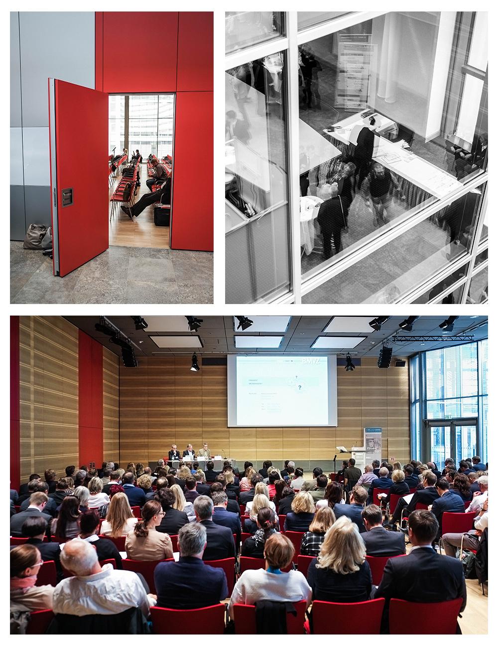 Fotografie für den BMVZ-Kongress