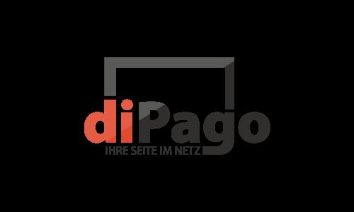 Logo-Entwicklung für den Website-Baukasten diPago