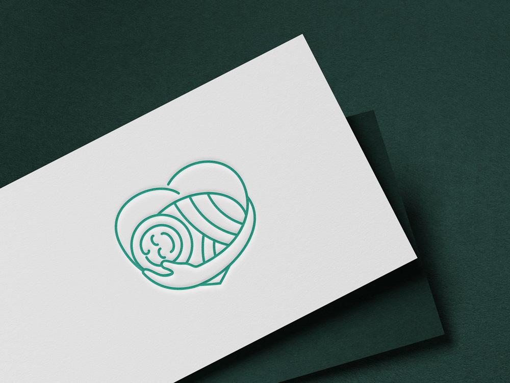Logo Design Hebamme